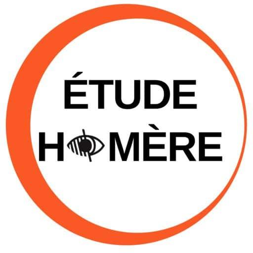 logo étude Homère